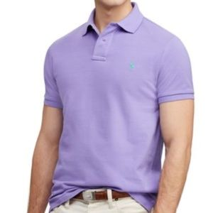 Polo Ralph Lauren Classic Fit Mesh Polo Shirt XL
